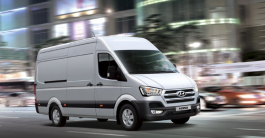 Hyundai inicia la comercialización del nuevo utilitario H350