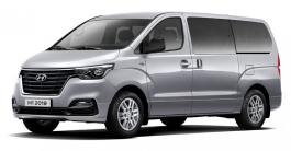 Hyundai presenta la nueva H1 2019