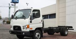 Hyundai lanza el camión HD78 Euro 5 con nueva motorización y mejoras.