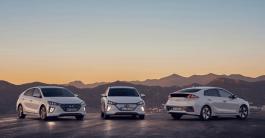 El nuevo Hyundai IONIQ recibió la máxima calificación en seguridad por parte de Euro NCAP